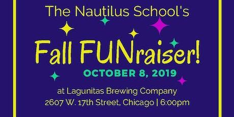 The Nautilus School Fall FUNraiser tickets