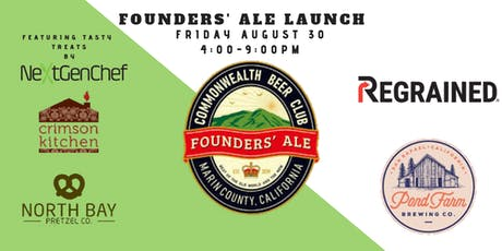 Founders' Ale Launch tickets
