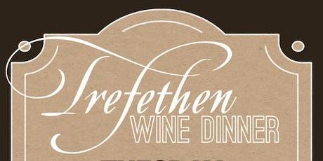 Trefethen Wine Dinner tickets