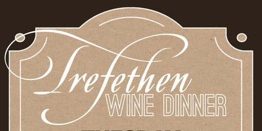 Trefethen Wine Dinner