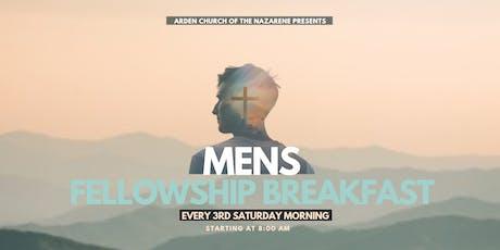 Mens Fellowship Breakfast tickets