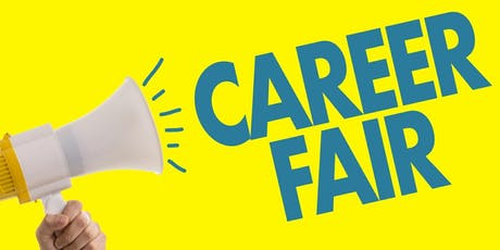 MEGA CAREER FAIR/ FALL FINALE.  tickets