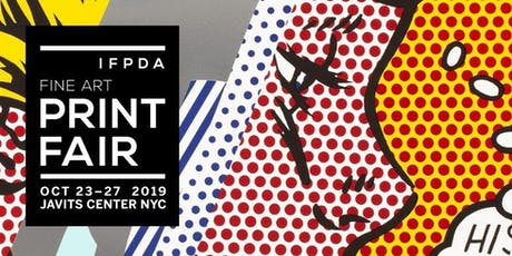 IFPDA Fine Art Print Fair 2019 tickets