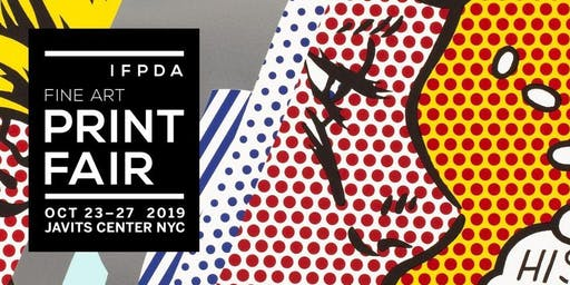 IFPDA Fine Art Print Fair 2019