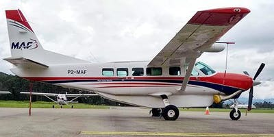 'Cessna 208 Caravan – 21st Century Game changer' by Mr. Bryan Pill