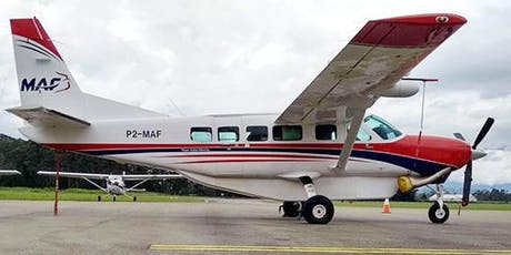 'Cessna 208 Caravan – 21st Century Game changer' by Mr. Bryan Pill tickets