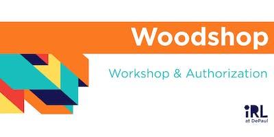 Woodshop Authorization Part 2
