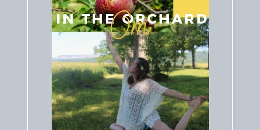 Om in the Orchard