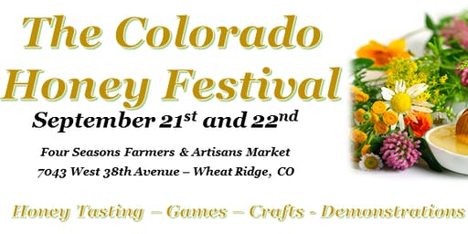 The Colorado Honey Festival