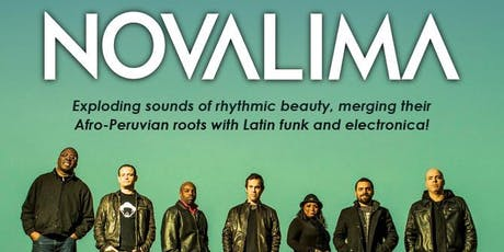 Novalima with Los Duendes tickets