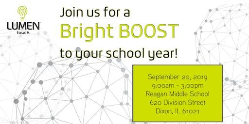 Lumen Touch Bright BOOST Development Day Illinois