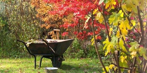 Fall Garden Preparation Workshop