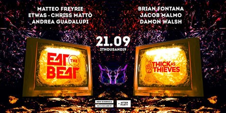 Eat The Beat : Be Crazy ft. Thick As Thieves tickets