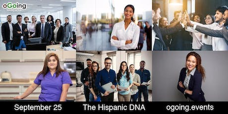 The Hispanic DNA | Target USA Hispanic Market | Business Owners Roundtable tickets