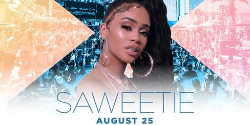 SAWEETIE @ Daylight Beachclub this Sunday!