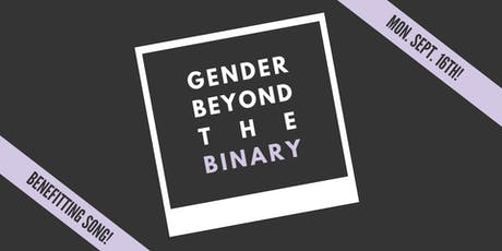Gender Beyond The Binary: A Conversation tickets