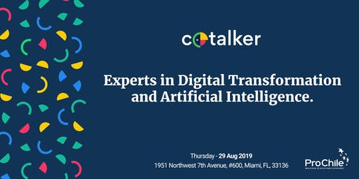 Cotalker: Digital Transformation with A.I.