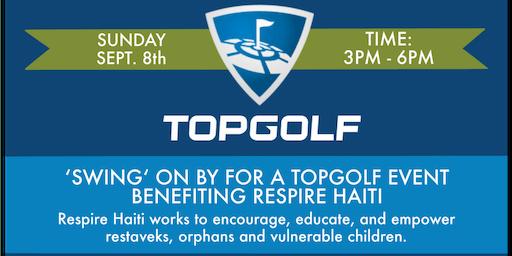 Friends of Respire Haiti TopGolf