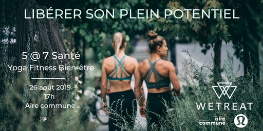 WETREAT - Libérer son plein potentiel