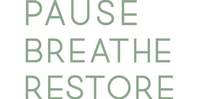 Pause Breathe Restore - GRIEF SHARE (Free)