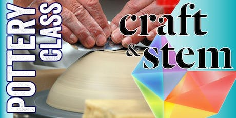 Adult Pottery Class - Thursday Evening - 6:30 pm to 8:30 pm tickets