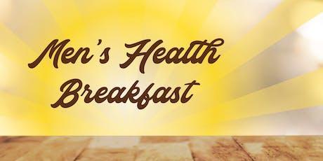 Men's Health Breakfast tickets