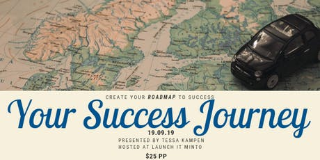 Your Success Journey with Tessa Kampen tickets