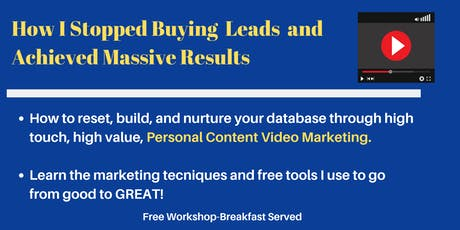 How I Stopped Buying Low Quality Leads - and Achieved Massive Results  tickets
