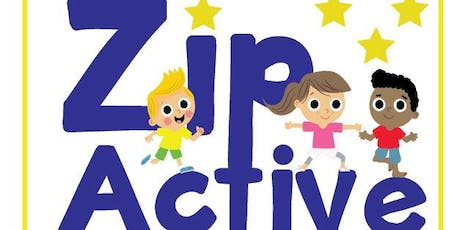 Copy of MOVE with Zip Active EYFS/Reception Physical Development & PE Workshop (incl.resource pack) tickets