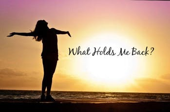 What Holds Me Back? Spiritual Psychology Work tickets