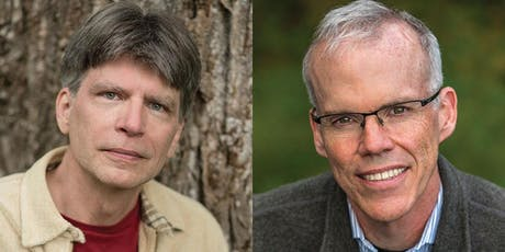 Richard Powers & Bill McKibben tickets