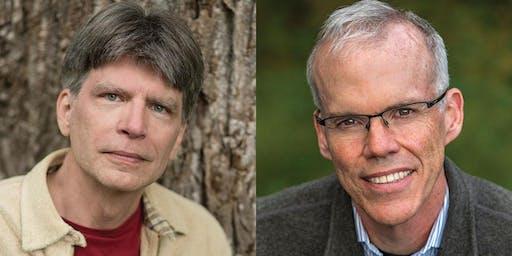 Richard Powers & Bill McKibben