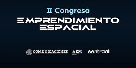II Congreso de Emprendimiento Espacial en México tickets
