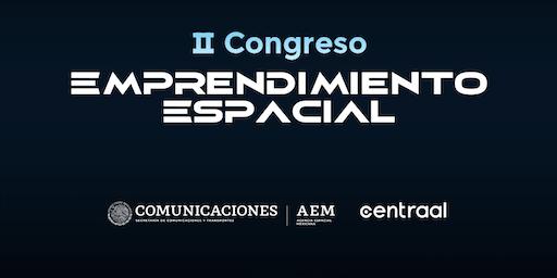 II Congreso de Emprendimiento Espacial en México