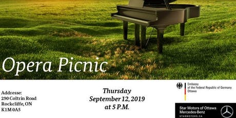 Opera Picnic tickets