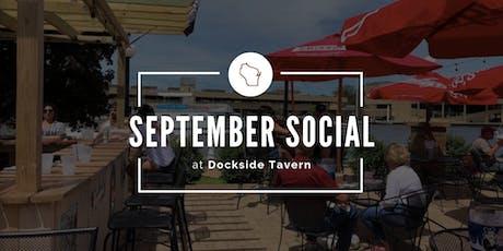 September Social tickets