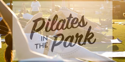 Pilates in the Park!