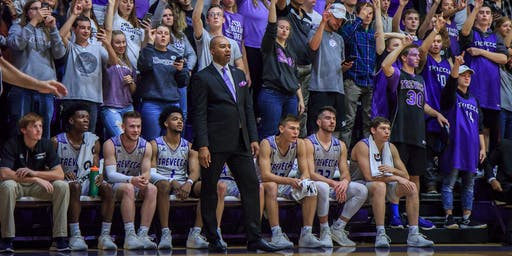 Trevecca vs Southwest Baptist: Men's Basketball 2019