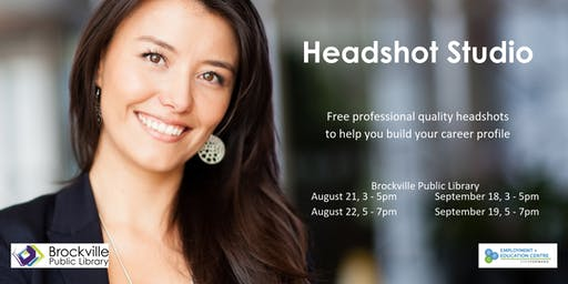 Free Headshot Studio