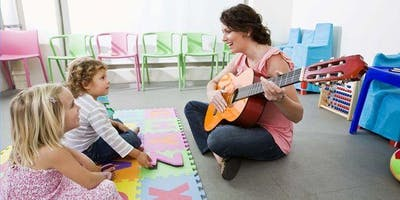 CVASA Group Music Therapy *Ages 3-10*