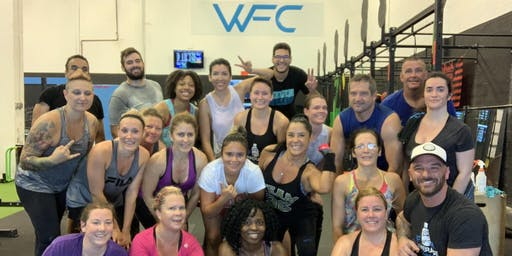 We Got Your Back Charity Fitness Event