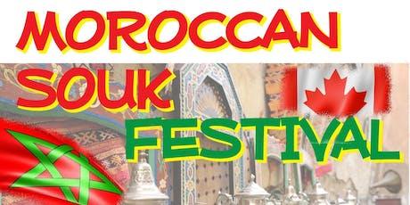 Moroccan Souk Festival tickets