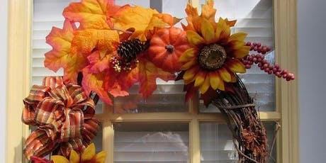 C.R.A.F.T. Fall Wreaths tickets