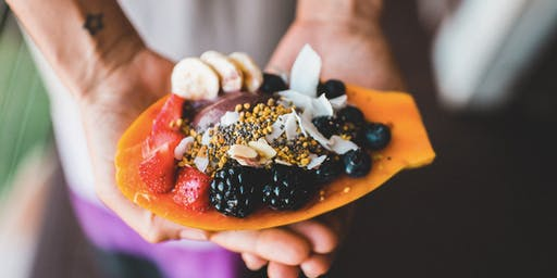 Meditation + Mindful Eating (ft. Meredith Price, Registered Dietitian): Thursday, October 3rd at 6:30pm