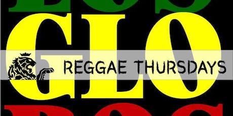 REGGAE FREE THURSDAYS  - PURE VIBES |  NO DANCEHALL tickets