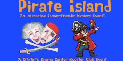Pirate Island - A Mystery Event
