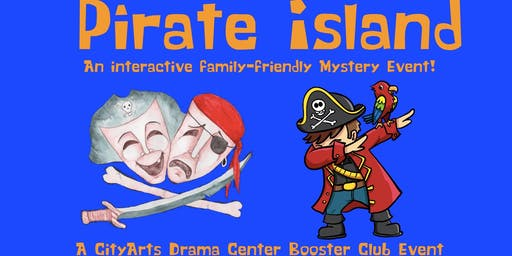 Pirate Island - A Mystery Event