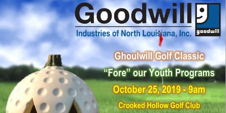 "2019 ""Ghoulwill"" Golf Classic tickets"