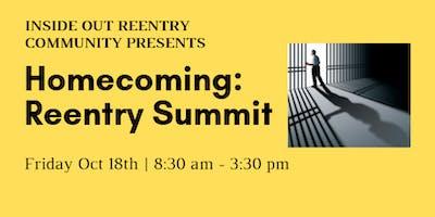 Homecoming: Reentry Summit