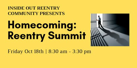 Homecoming: Reentry Summit tickets